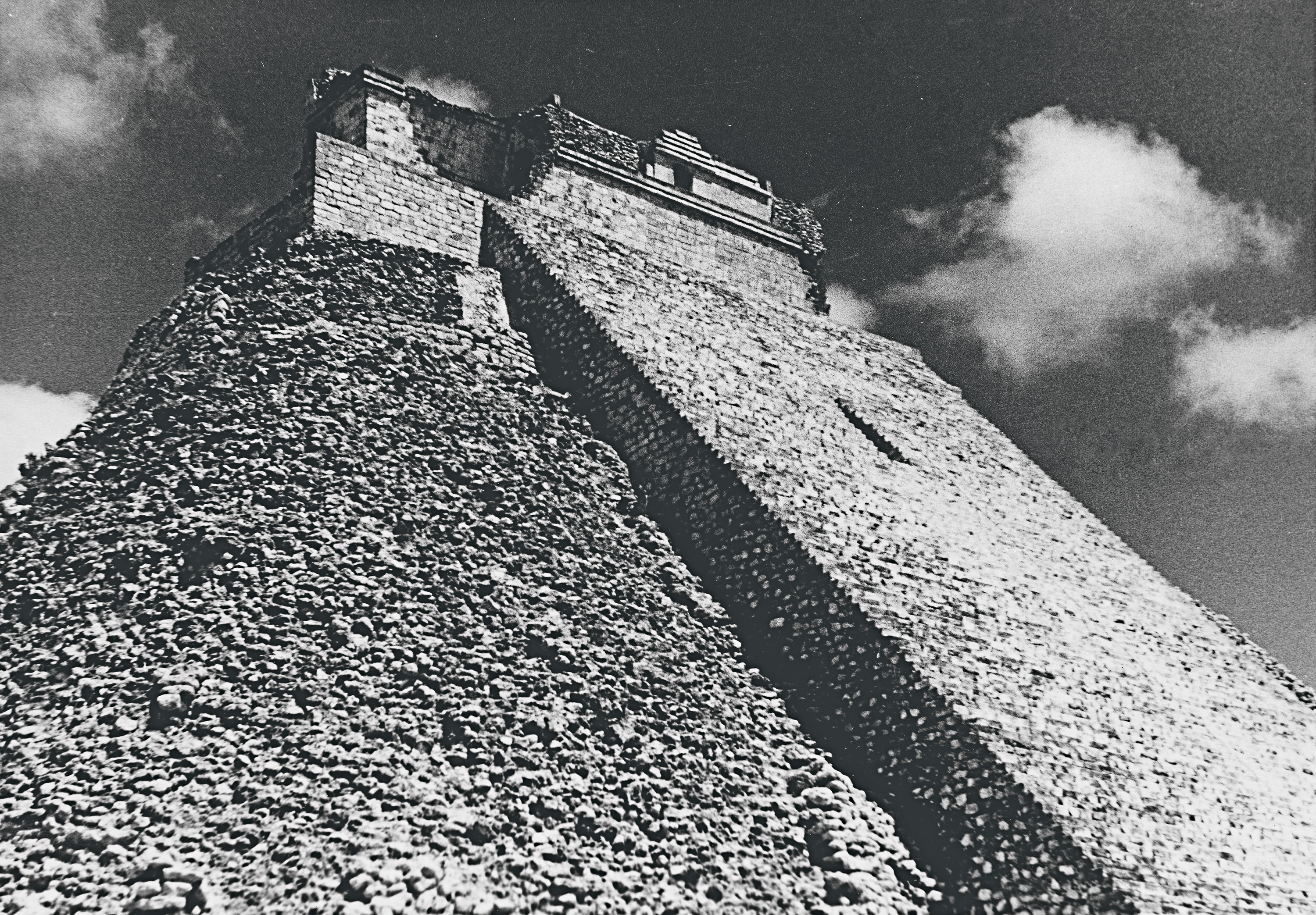 The Pyramid of the Magician, Uxmal