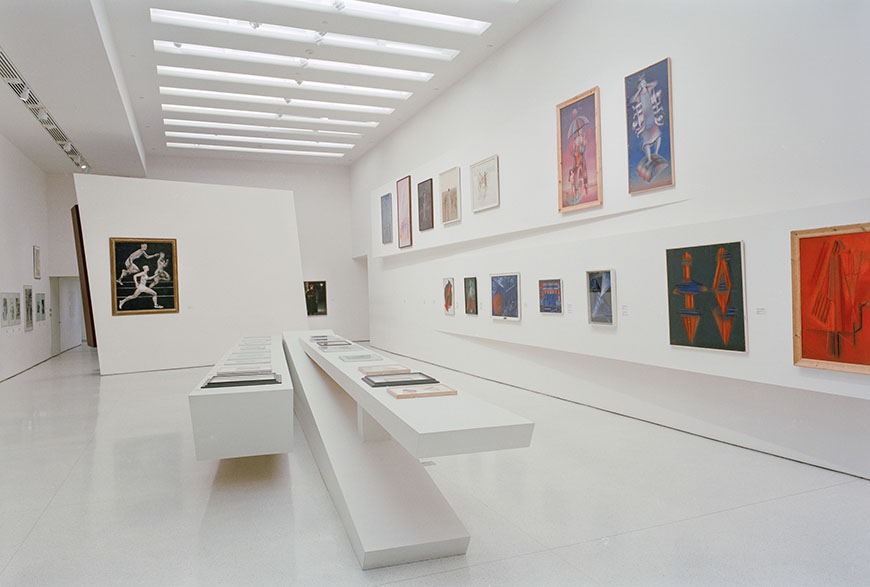 Painting For The Guggenheim: Zaha Hadid's Exhibition Design Process